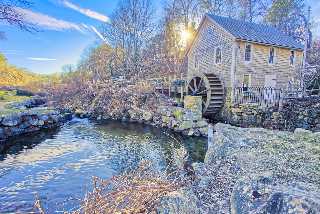 Brewster, Massachusetts.