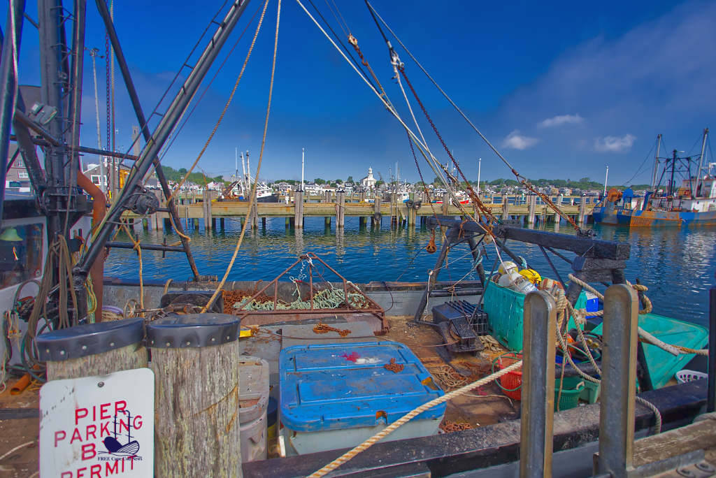 Provincetown harbor. FREE Cape Cod News