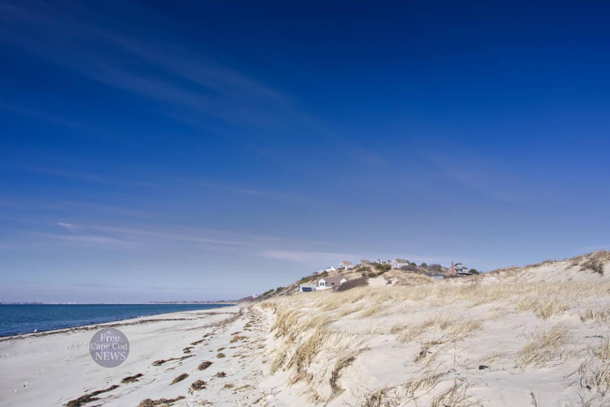 Cape Cod's Top 10 Beaches - FreeCapeCodNews. Corn Hill Beach, Truro, Massachusetts.