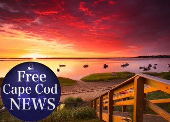Cape Cod Sunrise Today! Nauset Heights, Orleans Massachusetts - VIDEO