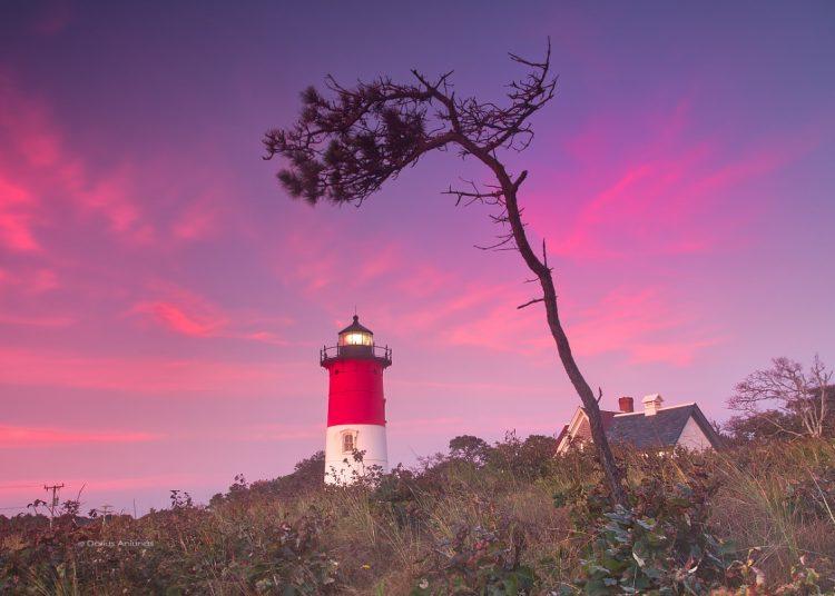Nauset Lighthouse, Cape Cod National Seashore