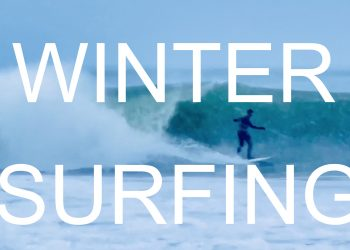 Winter Surfing in Cape Cod