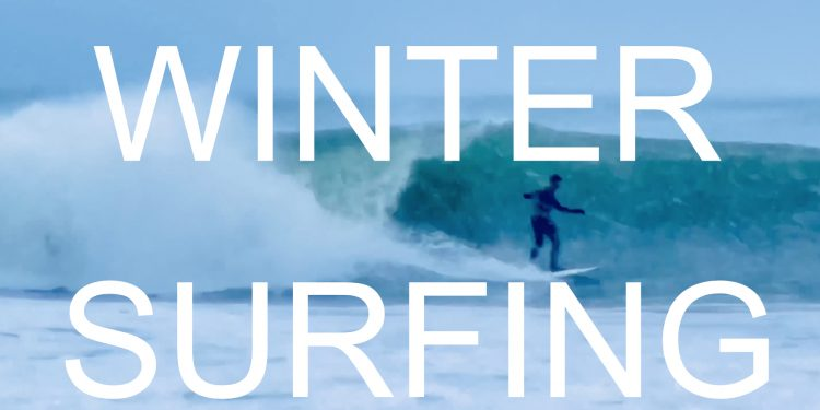 Winter Surfing in Cape Cod